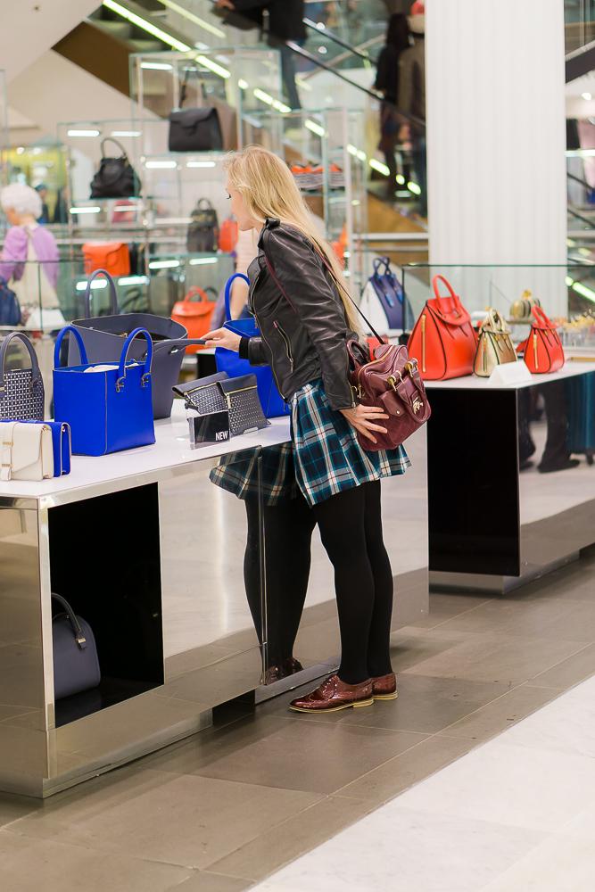 шопинг в Лондоне