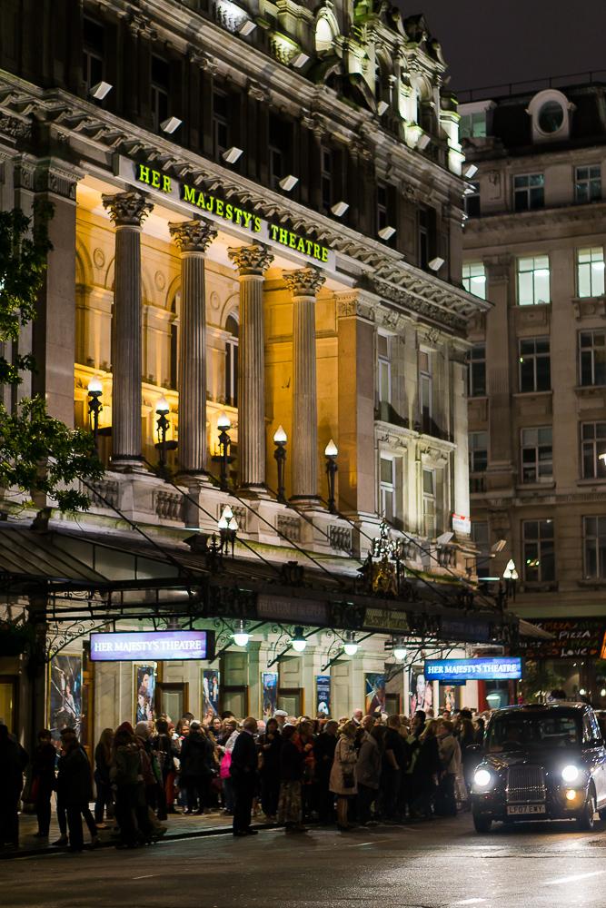Театр Majestic, Лондон