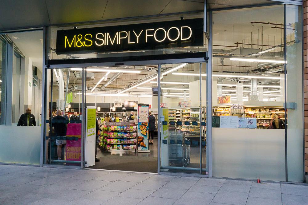 Сеть супермаркетов Marks&Spencer