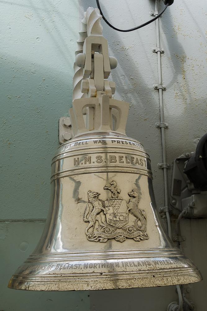 Крейсер HMS Belfast