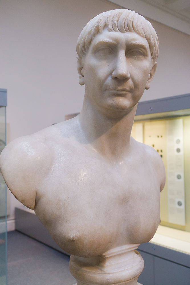Британский музей. Античный период. Залы Древней Греции и Рима