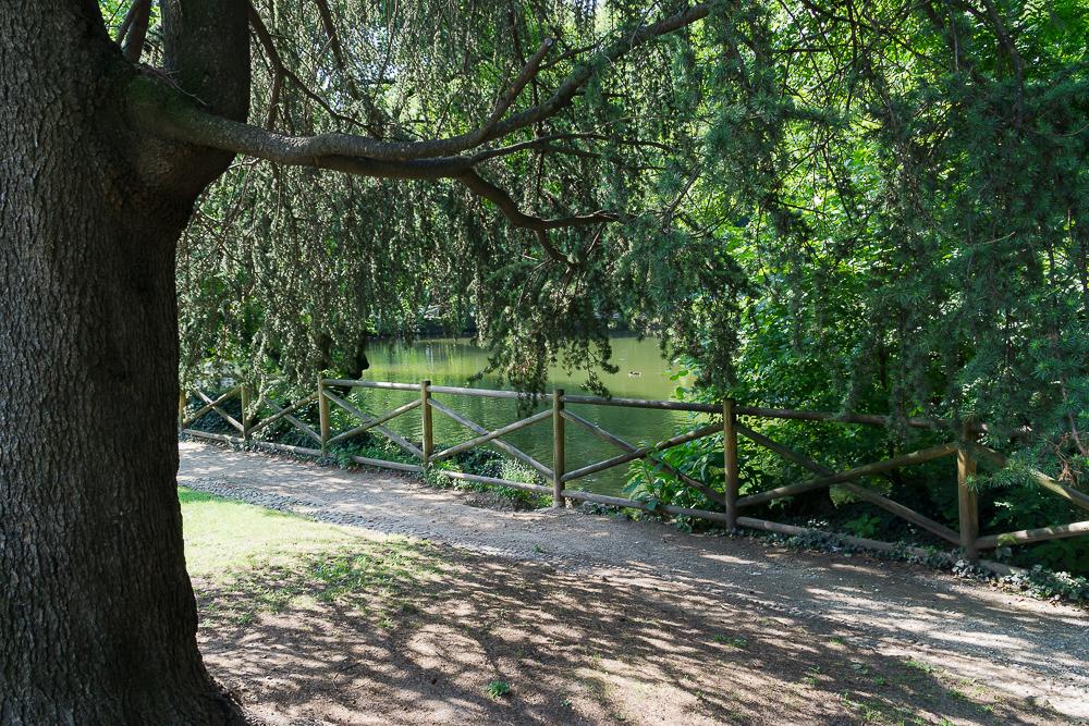Парк имени Индро Монтанелли, Милан