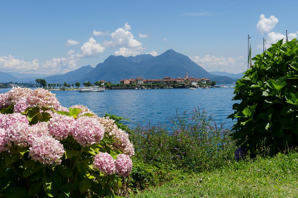 Озеро Маджоре, Италия