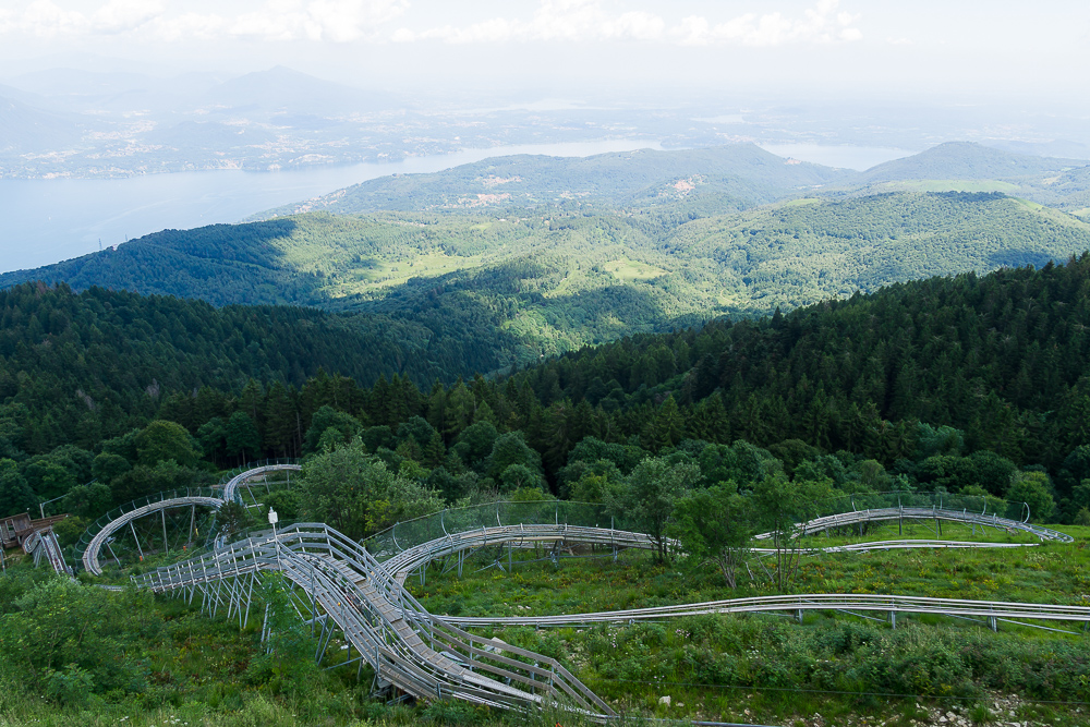 Альпийские горки, гора Маттароне