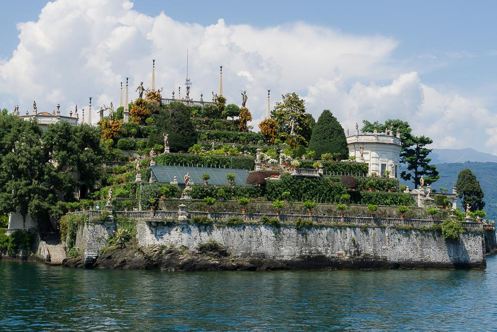 Сад острова Белла