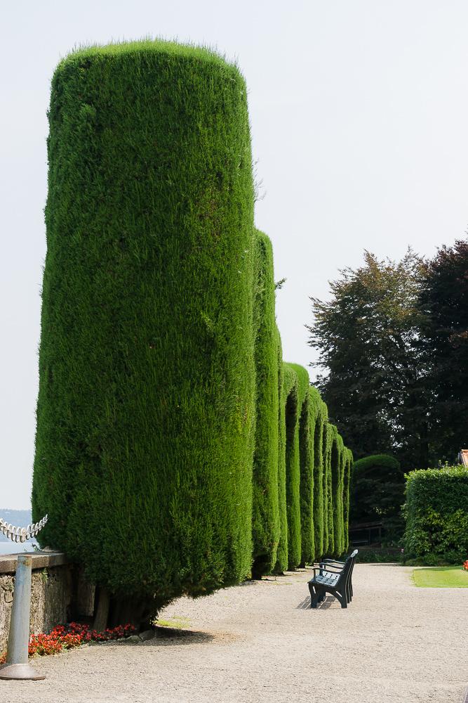 Парк Villa Pallavicino