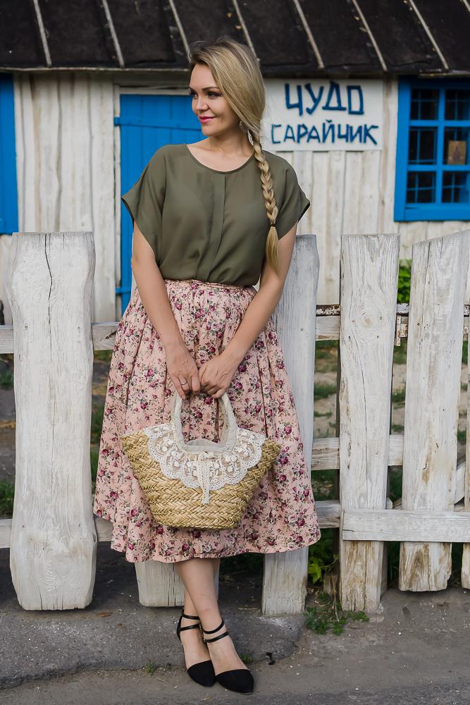 Этнические украшения. Русский стиль