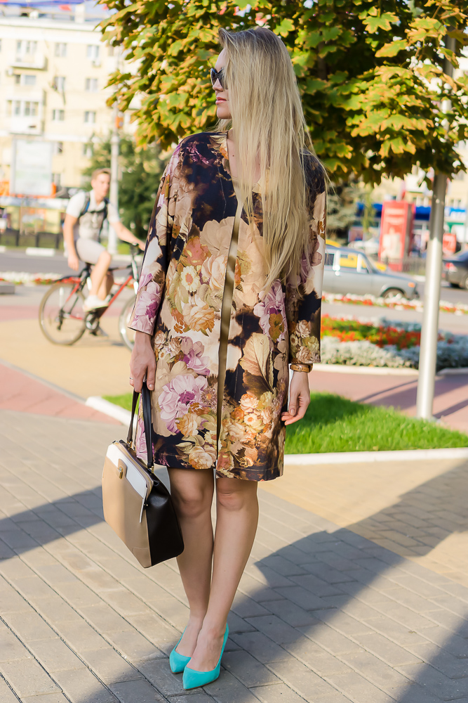 Бельевой стиль. Платье-комбинация