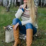 Теплая осень и зима с WoolOvers
