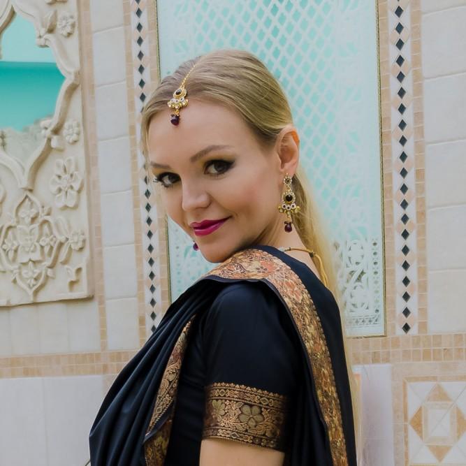 Индийские украшения, тикка