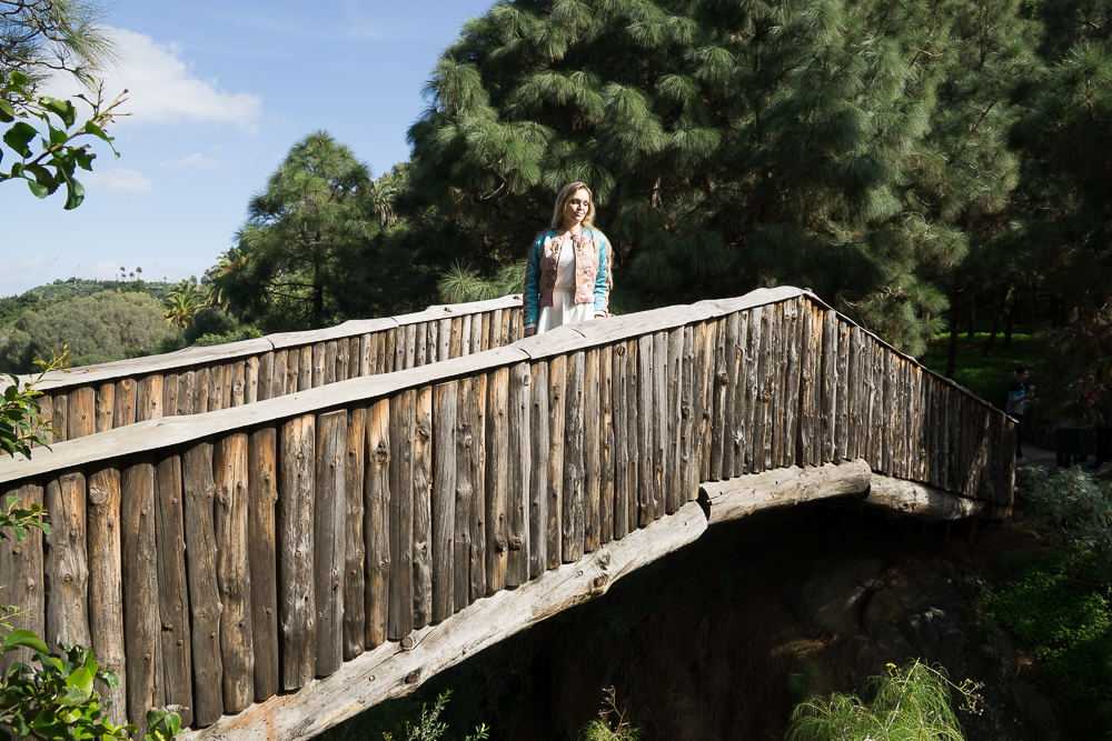 Ботанические сады Гран-Канарии