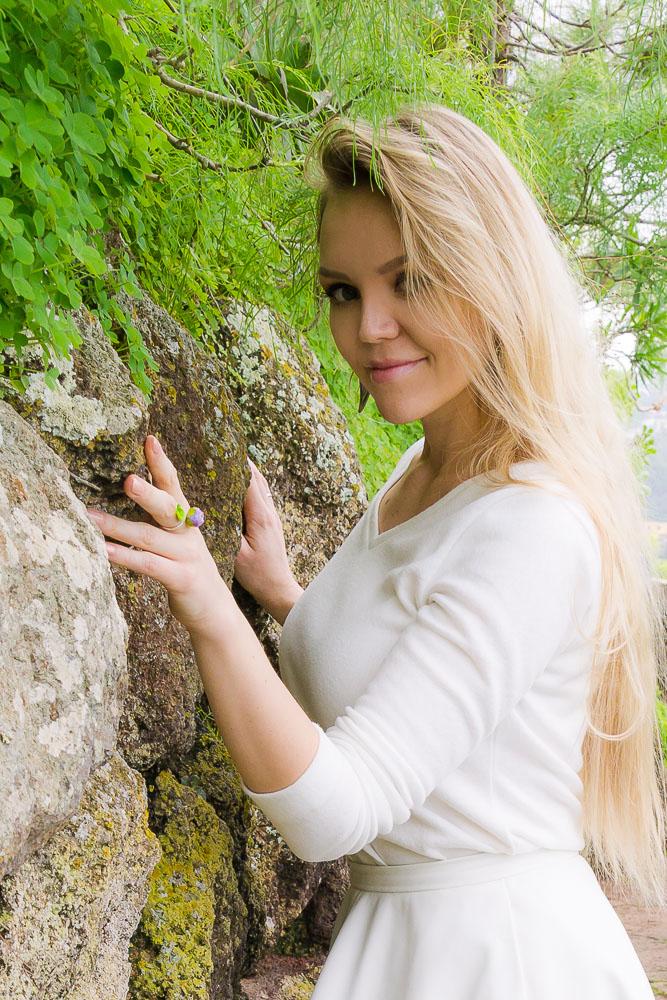 Авторские украшения Elena Harlanova