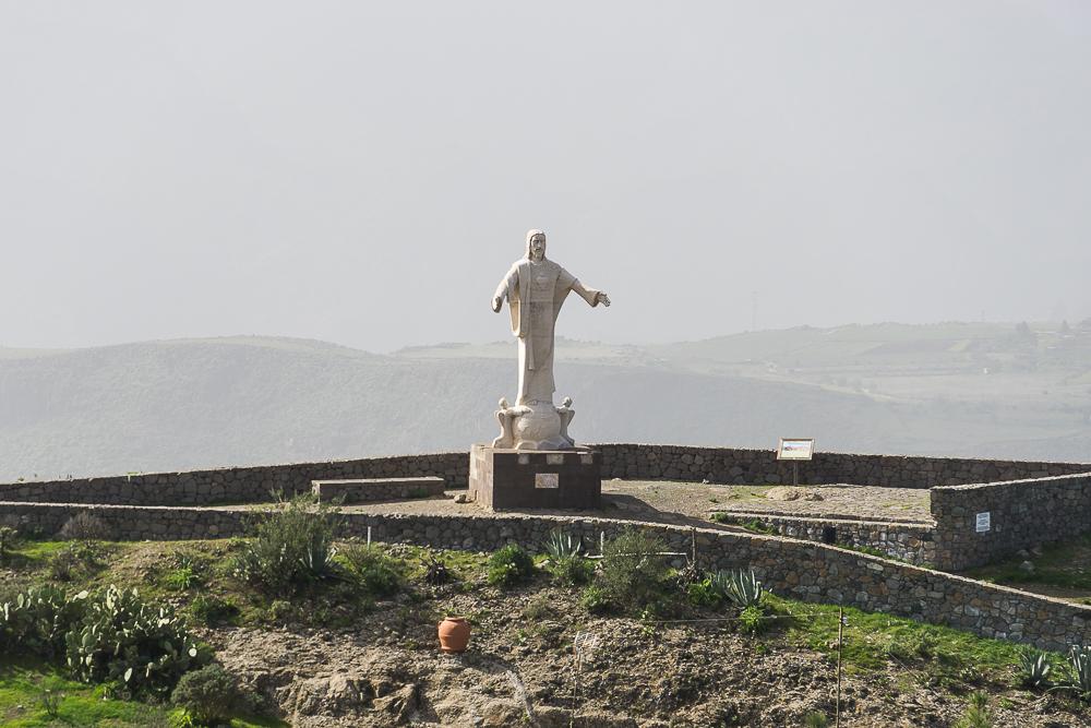 Статуя Христа, Гран-Канария