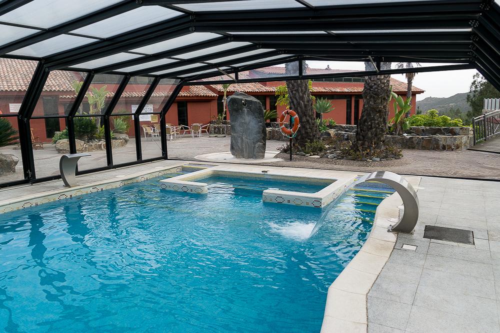 Бассейн, отель Viverde Las Tirajanas 4*