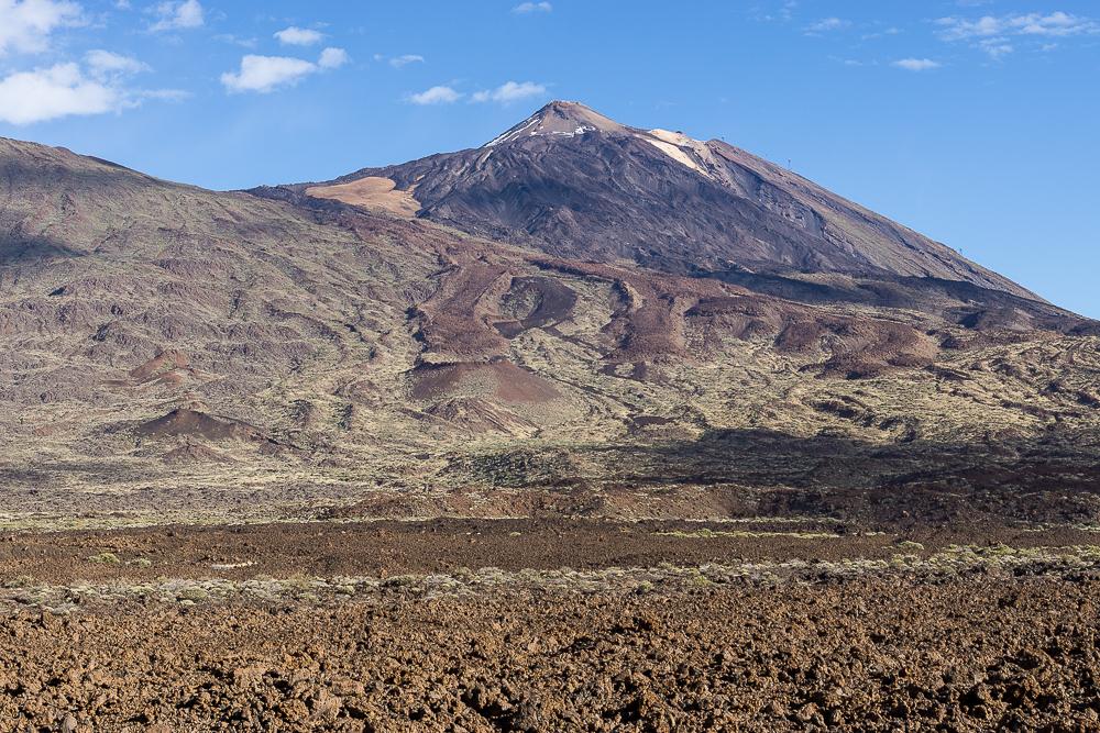 Знаменитый вулкан Тейде, Тенерифе