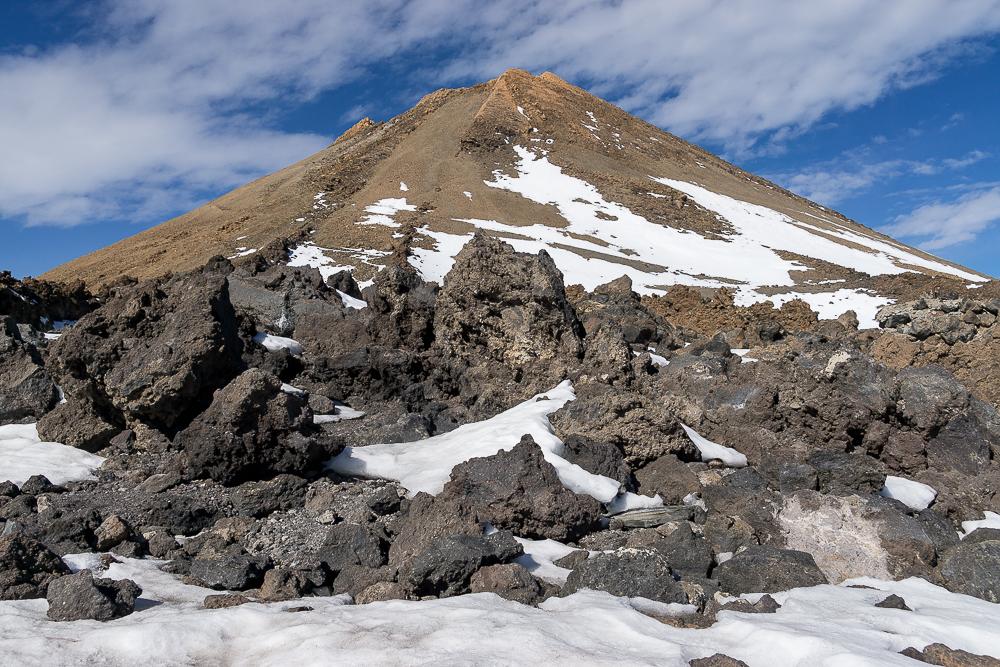 Вершина вулкана Тейде