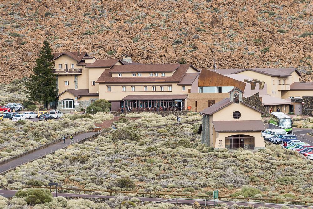отель Parador de Canadas del Teide