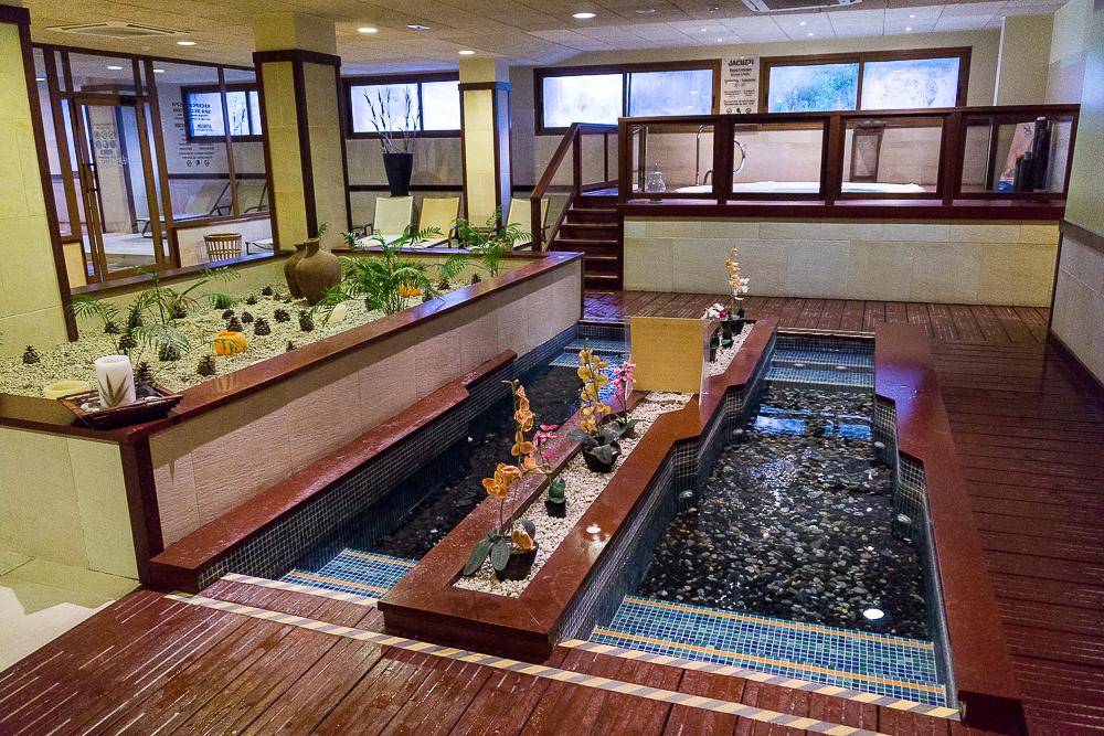 СПА-центр отеля Villalba 4*, Вилафлор
