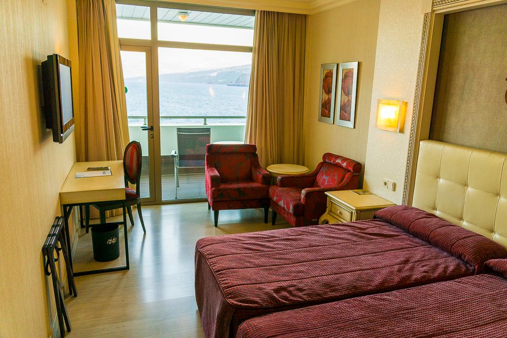 Номер отеля Beatriz Atlantis & SPA 4*