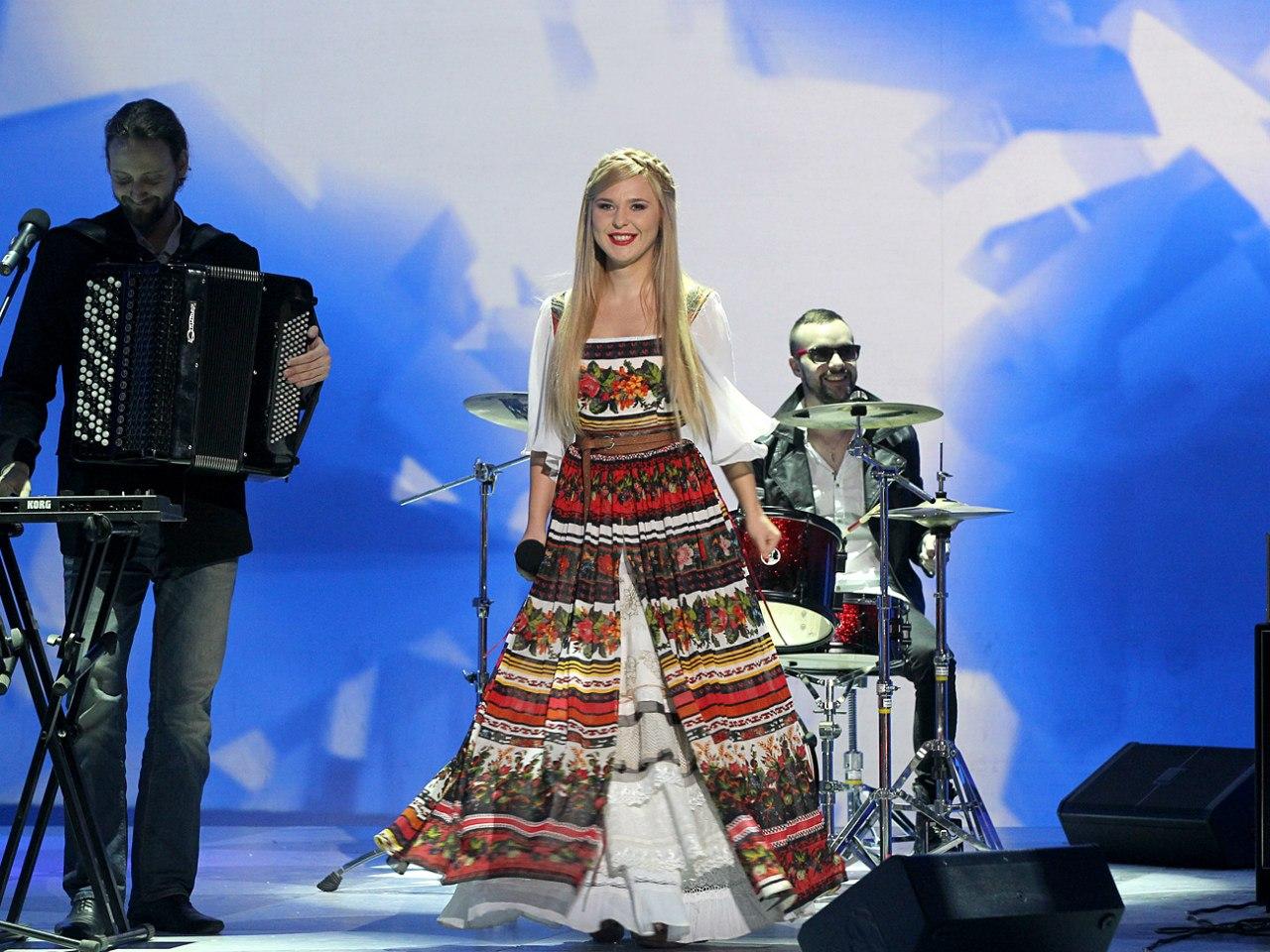 Вдохновение. Пелагея. Русский стиль