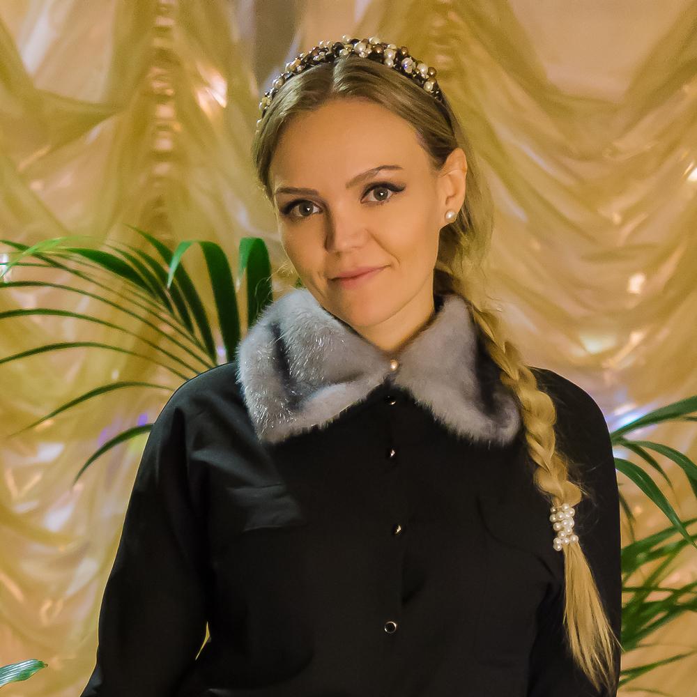 Образ a la Russe, русский стиль