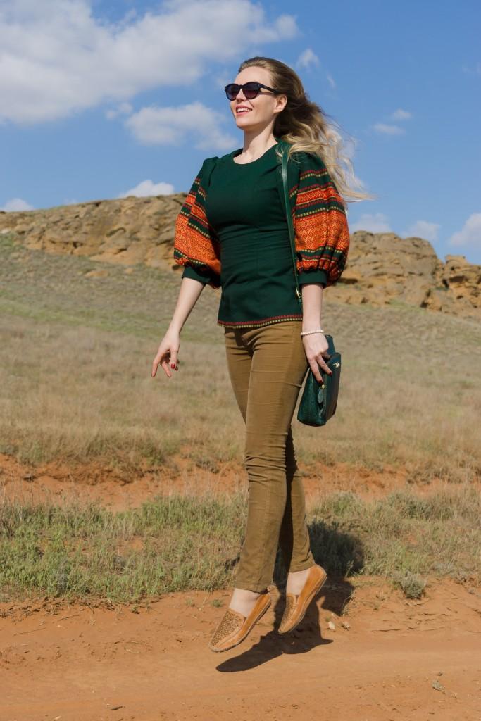 Русский стиль в моде