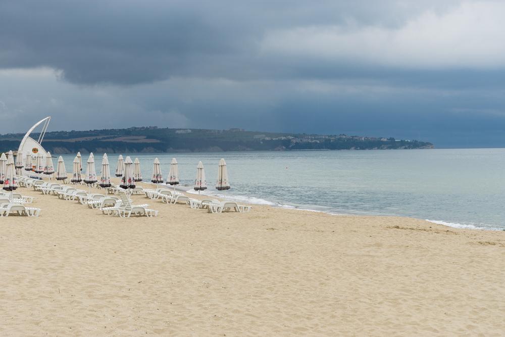 Пляж Обзора, Болгария