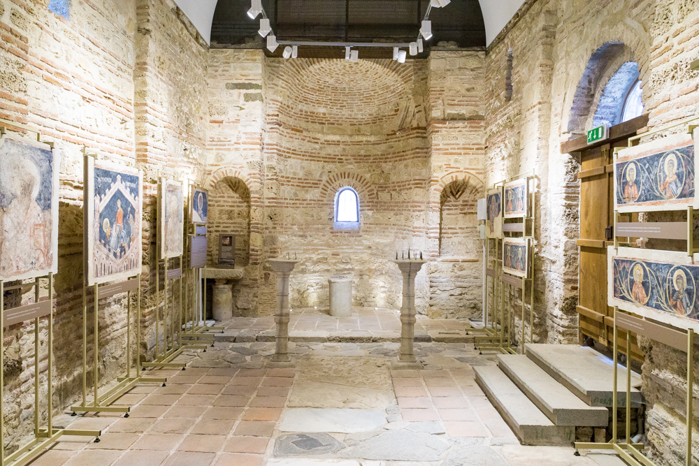 Церковь Св. Параскевы, Несебр