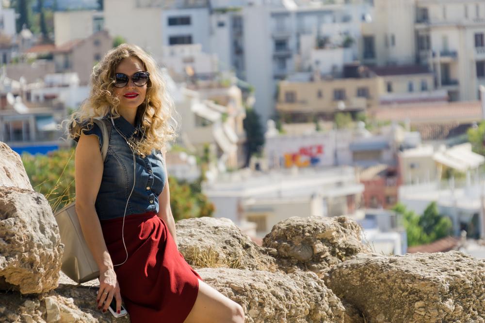 Аудиогид в Афинах