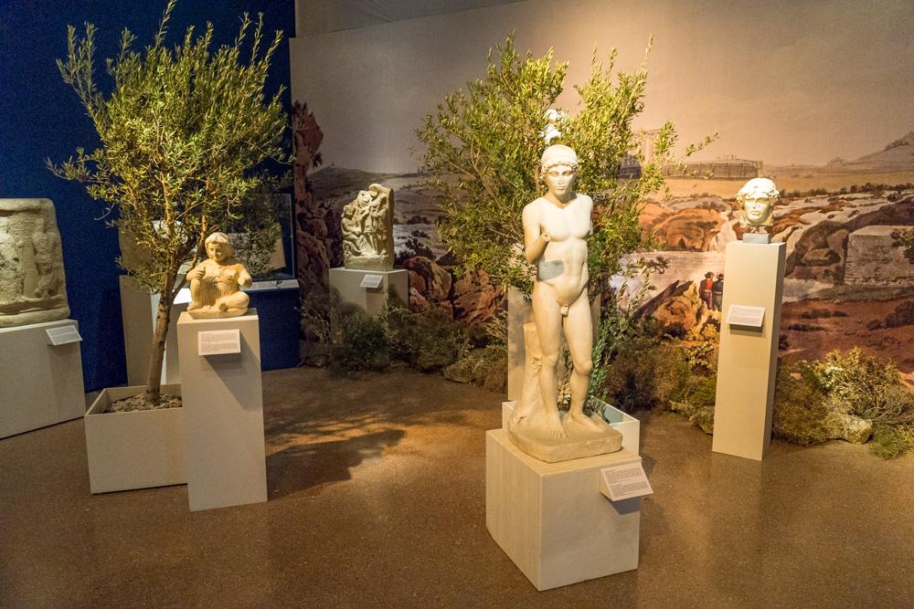 Археологический музей, Афины
