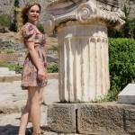 Греческие каникулы. Часть 2 — Дельфы, Метеоры