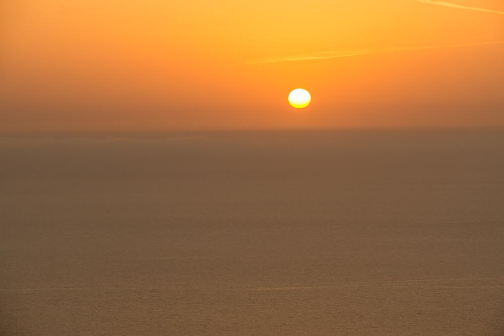 Закат на Лефкаде