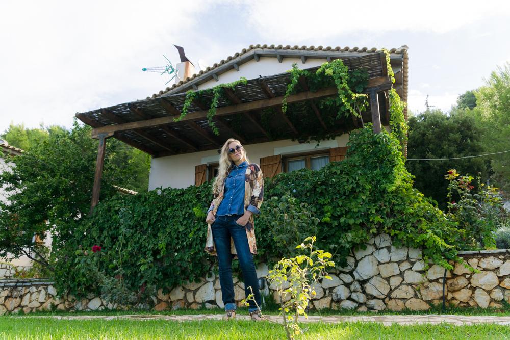 Вилла Anerada Mediterranian Houses, Лефкада