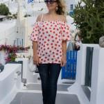 Греческие каникулы. Часть 4 — остров Санторини