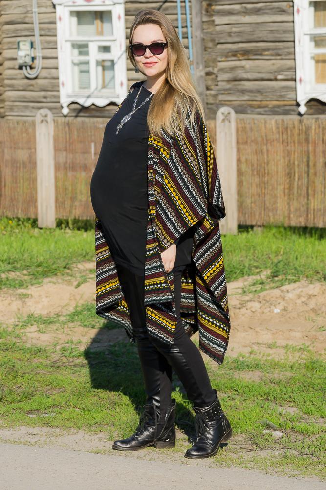 беременный стиль, пончо, Скифская Этника
