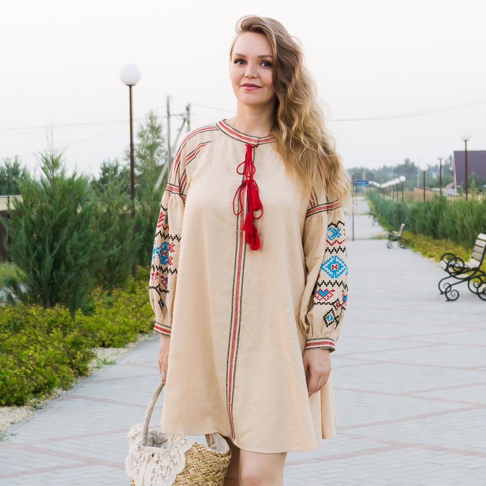 Вышиванка - модный тренд